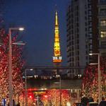 フィオレンティーナ - けやき坂から見る東京タワー