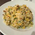北浜 上海食苑 - 焼飯(高菜)