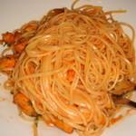 レストラン・ブルディガラ - 鯛のパスタ