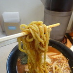 麺屋 久兵衛 - 味玉濃厚味噌ラーメン(830円)
