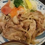 日進第一 - 生姜焼き