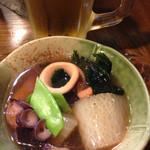 さか田 - 料理写真:ほろよいセットの煮物