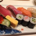 御旦孤 - にぎり寿司 一人前です