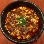 46702270 - 四川麻婆豆腐、780円です。