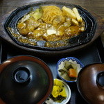 角屋食堂 - 料理写真:ポークチャップ定食