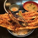 かんだ福寿 - 料理写真:穴子天丼