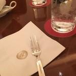 ロイヤルクリスタルカフェ - 2016年1月 テーブルセティング♪