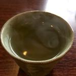 46703439 - ゆず茶 ホット400円