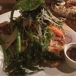 産食 お肉&菜園料理 カムラッド - 鶏肉