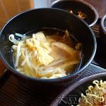 カンデオホテルズ - 味噌汁