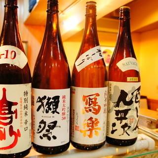 『日本人の王道』鮨~sushi~と日本酒~sake~!!