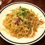 皇上皇 - 皿うどん太麺(864円)