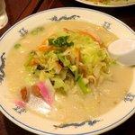 皇上皇 - ちゃんぽん(864円)
