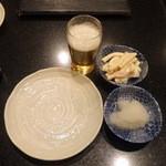焼鳥倶楽部 - お通し@240円+税