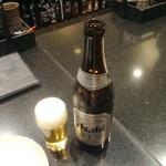 焼鳥倶楽部 - 瓶ビール660円+税