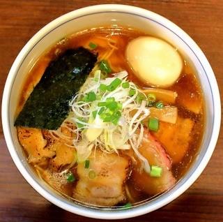 麺処びぎ屋 浜松店 - 特性醤油
