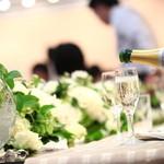 ザ・ハウス 白金 - お誕生日や記念日などに...乾杯酒も豊富に取り揃えております