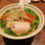 かんじん堂熊五郎 - 台湾肉そば