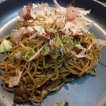 ラウンドワンのカラオケ - 料理写真:ソース焼きそば@580円