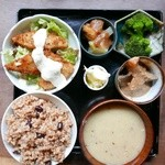 サルーテ - ベジ菜定食(980円)