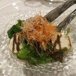 Natural 和 dining わしん - 豆腐のサラダ
