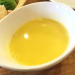 ビッグボーイ - おかわりコーンスープ