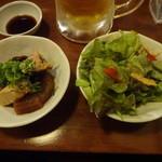 Izakayasairai - 前菜、サラダ