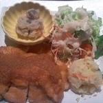 雅しゅとうとう - 鶏生姜焼き