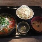 古都 別館 - カニイクラ丼