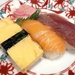 和食 たか田 - 寿司のアップ。