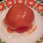 46716604 - 丸ごとトマトのサラダ