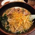 あじ平 - ネギ味噌チャーシュー麺