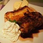 walzer - ワルツァフレンチ & バニラアイス