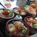 寿司のまつくら - ジャンボ、特上、中