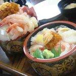 寿司のまつくら - ジャンボ、特上