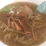 たん吉 - 料理写真:塩ラーメン