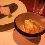 大橋庵 - 手作り豆腐(ちょっとたべちゃった…)