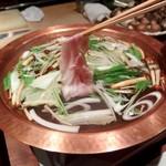 江戸料理 西麻布 ひで - こだわりのお出汁でいただきます