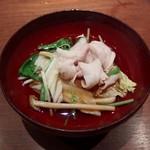 江戸料理 西麻布 ひで -