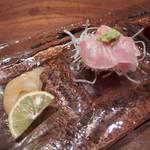 江戸料理 西麻布 ひで - お造り