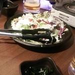 完全個室&貸切 星夜の宴 - サラダ