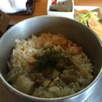 大松 - 五目釜飯