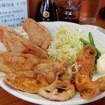 南京路 - 「豚ロースのしょうが焼き定食」