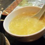 マダムリン 台北 - 定食のスープ