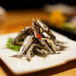 潮彩 - 2016.1 いわしの胡麻漬(500円)