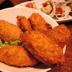 gigas Oyster Spot Bar - 牡蠣フライ