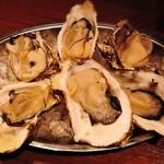 gigas Oyster Spot Bar - 生牡蠣