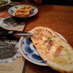 鎌倉パスタ - 前菜?ピザ