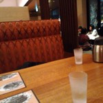 鎌倉パスタ - テーブル椅子席