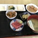 信栄食堂 -